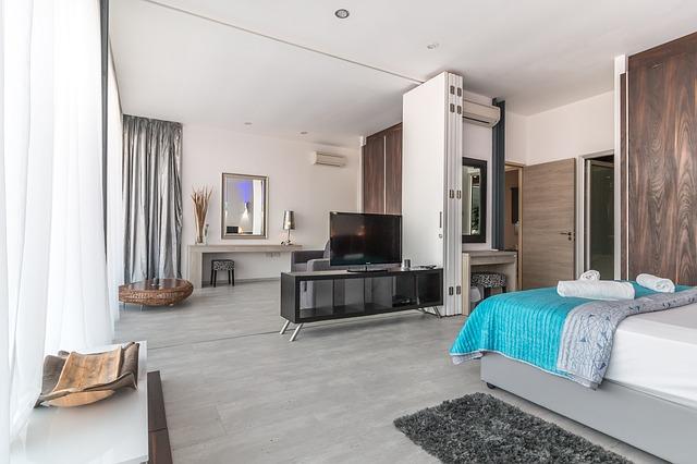 obývací ložnice