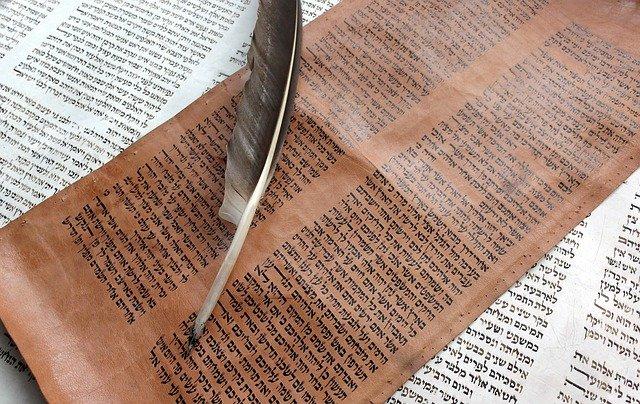 listy z bible