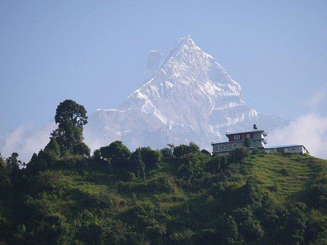 hory v Nepálu