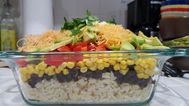 kukuřice v jídle