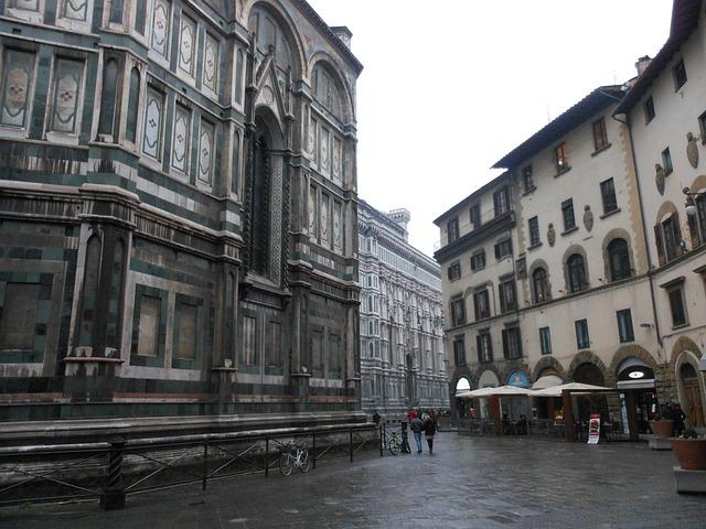 krása Florencie