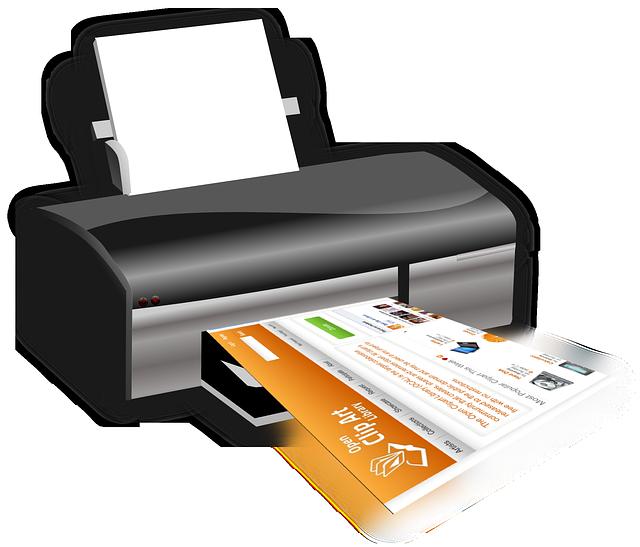 obrázek tiskárny