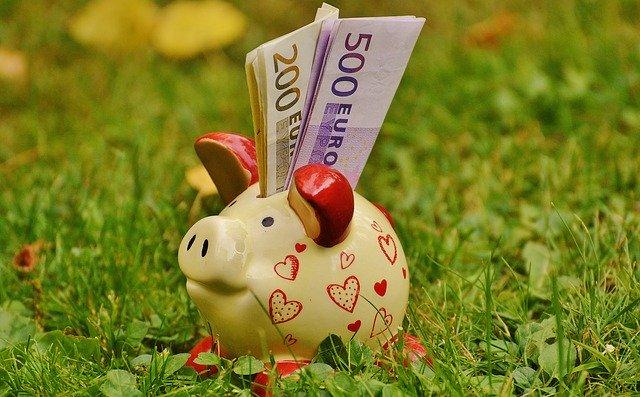 prasátko s penězi